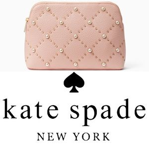 NWT:  Kate Spade Small Pearl Clutch